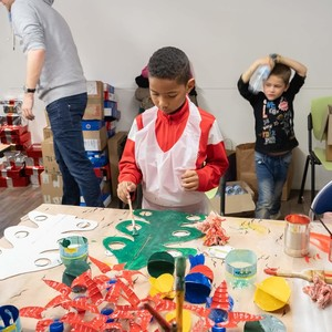 Créer des décorations de Noël à partir de palettes