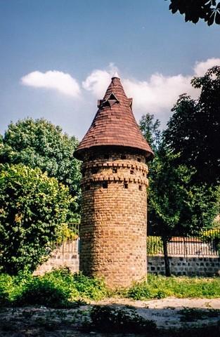Colombier actuel (Jardin de la MJC)